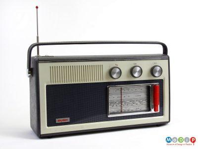 Bush VTR 133 transistor radio