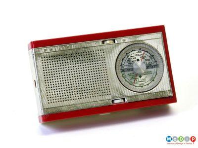 Philips LOG90T-01 transistor radio