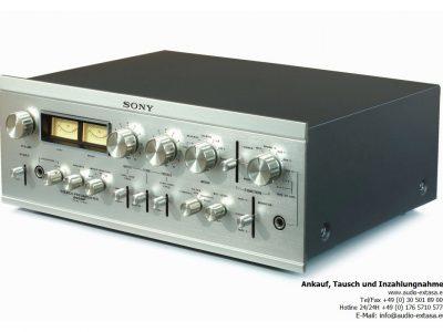 索尼 SONY TA-2000F 前级放大器