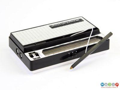 Stylophone synthesizer