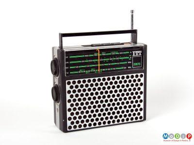 ITT Pinto transistor radio