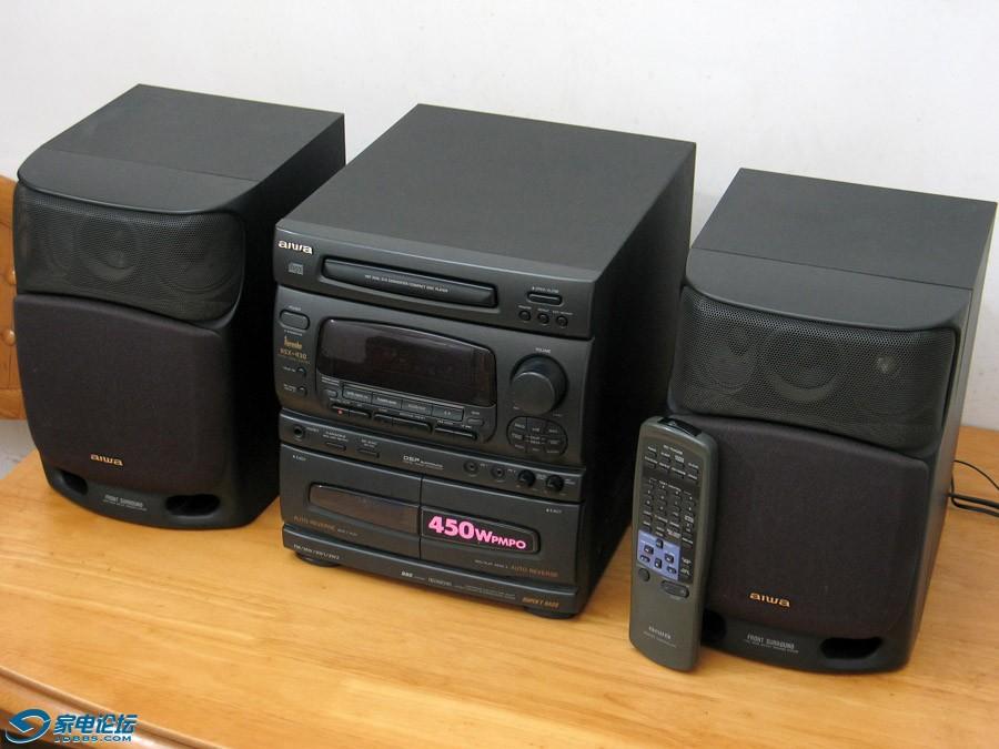 爱华 aiwa NSX 430 台式组合音响