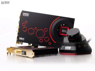 创新 Creative Sound Blaster ZxR PCIe 声卡 [Soomal]