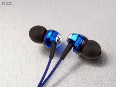 Audio-Technica 铁三角 ATH-CK313M 入耳式耳机