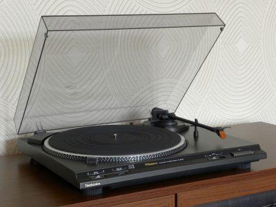 Technics SL-BD22 黑胶唱机