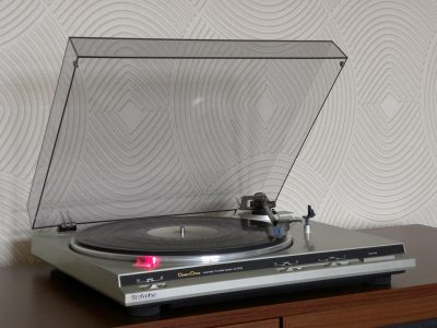 Technics SL-DD33 黑胶唱机