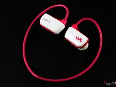 索尼 SONY NWZ-W273 防水运动型MP3播放器