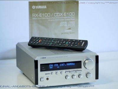 雅马哈 YAMAHA RX-E100 数字调谐收音头