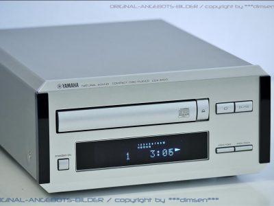 雅马哈 YAMAHA CDX-E100 CD小台机