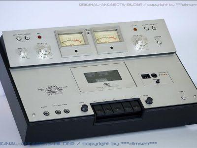 雅佳 AKAI GXC-325D 双表头古典卡座