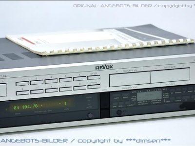 REVOX B260 FM高级调谐器