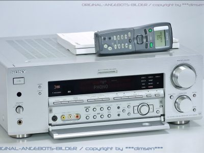 索尼 SONY STR-DB940 多声道解码/收音/AV功率放大器