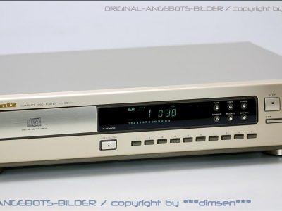 马兰士 MARANTZ CD-53mkII CD播放机