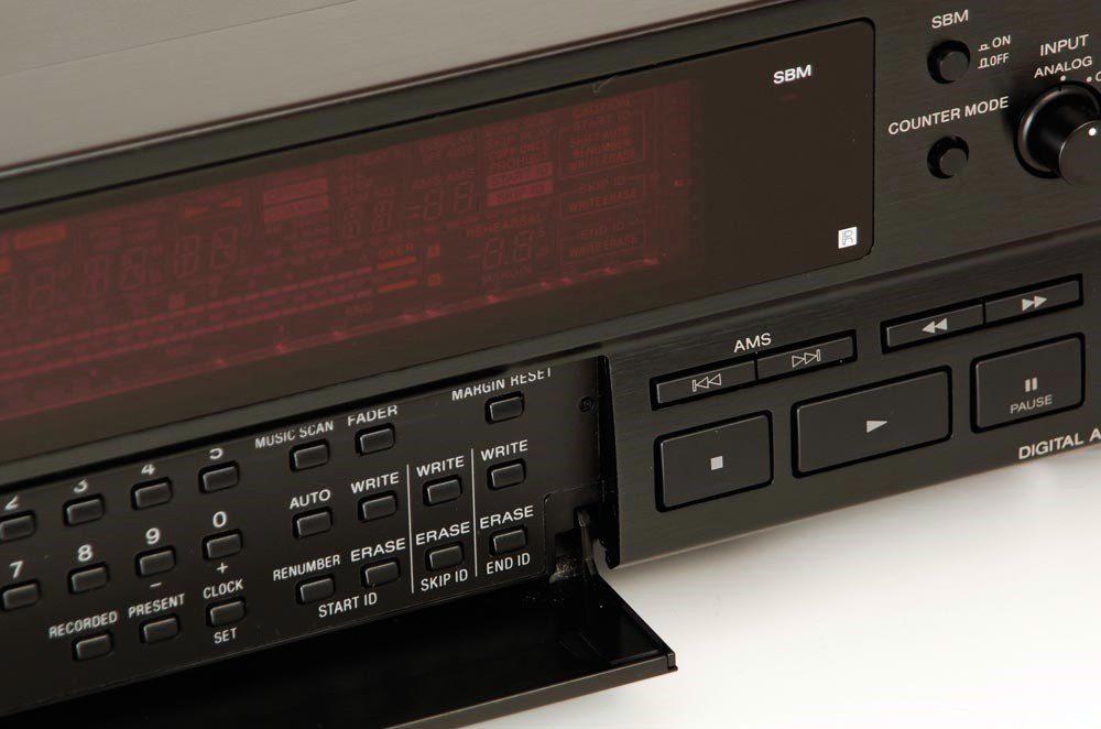 SONY DTC-60ES DAT播放机