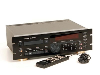 Tascam DA-30 MKII MD播放机