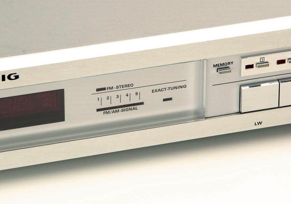 Grundig T7200 收音头
