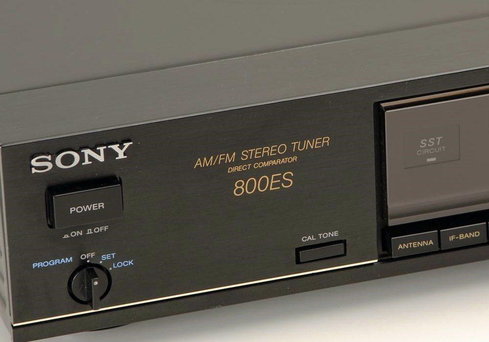 索尼 SONY ST-S800ES AM/FM 数字调谐收音头