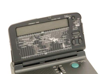 索尼 SONY ICF-C2500 便携式收音机