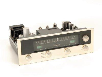 McIntosh MR-65B FM立体声 电子管收音头