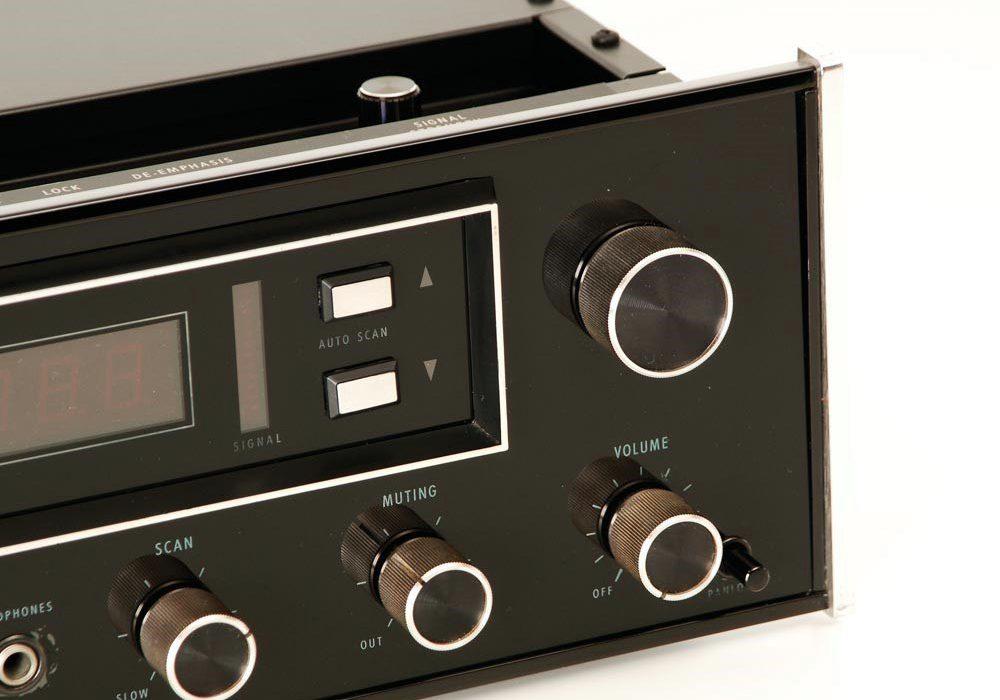 McIntosh MR-80 FM 收音头