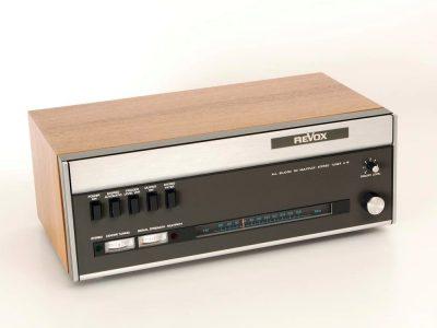 Revox A-76 收音头