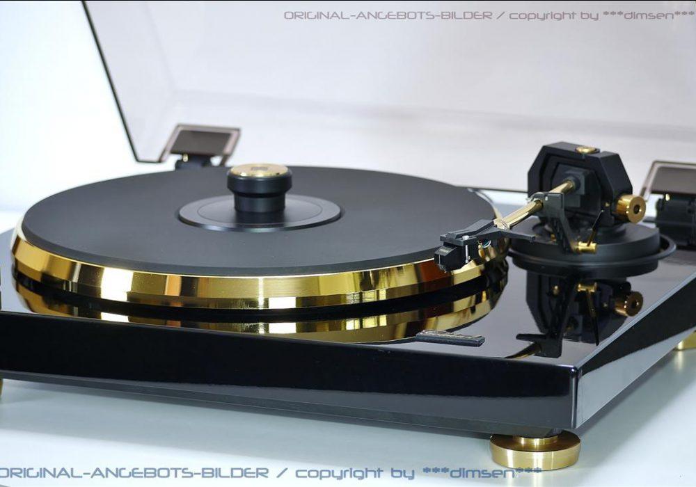 DUAL GOLDEN ONE 黑胶金唱机