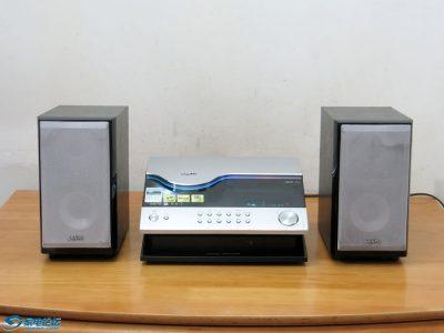 三洋 SANYO DC-MCR300 微型组合音响