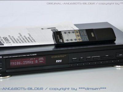 天龙 DENON TU-580RD CD播放机