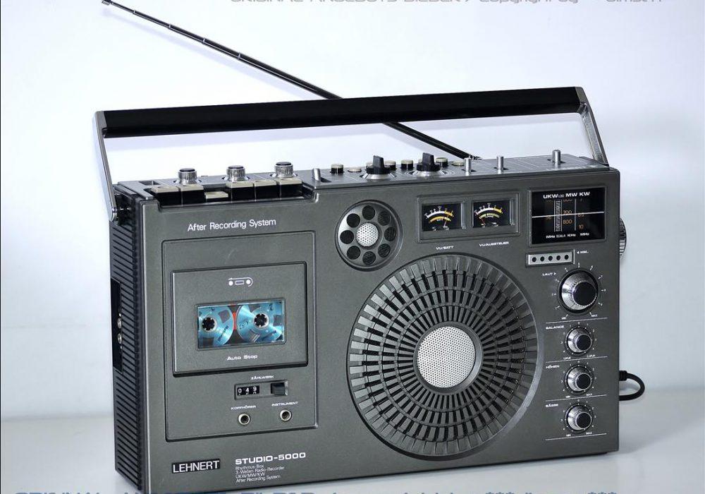 LEHNERT STUDIO-5000 经典造型收录机