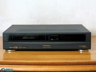 松下 Panasonic NV-F55 6磁头立体声录像机