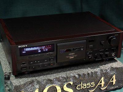 SONY TC-K808ES Dolby B/C/S 三磁头卡座