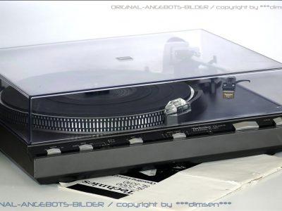 松下 Technics SL-5310 黑胶唱机