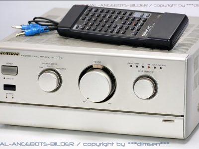 安桥 ONKYO A-911 功率放大器