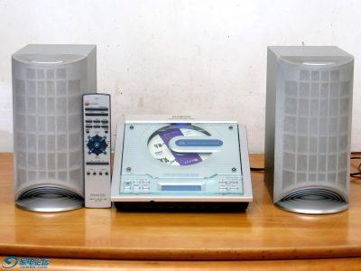 建伍 KENWOOD RD-M23 MINI CD组合音响