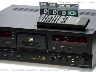 索尼 SONY DTC-2000ES DAT录音机