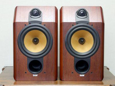 B&W CDM1SE Spesial Edition 音箱