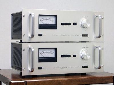 Accuphase M-60 功率放大器