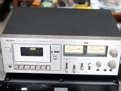 索尼 SONY TC-4300SD 双表头卡座