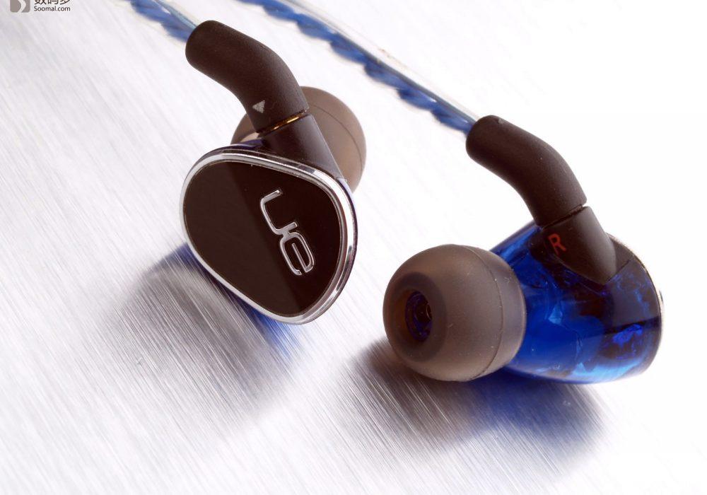 罗技 Logitech UE900 入耳式耳机 图集[Soomal]