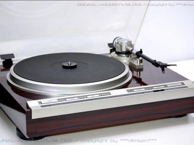 先锋 PIONEER PL-707 黑胶唱机