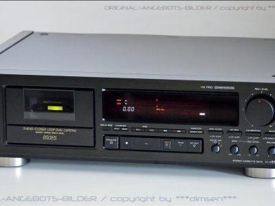 索尼 SONY K850ES 三磁头卡座