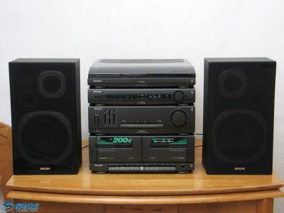 飞利浦 Philips AS9300 黑胶唱机组合音响