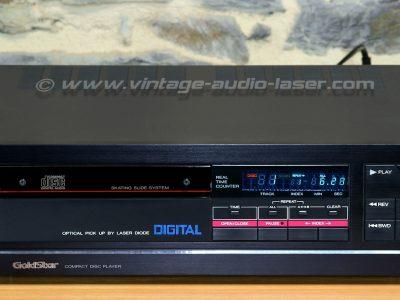 Goldstar GCD-603 / GCD-605 CD播放机