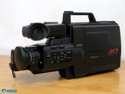 松下 Panasonic M7 老式专业摄像机