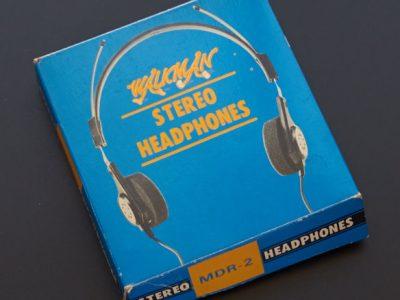 SONY MDR-2 耳机