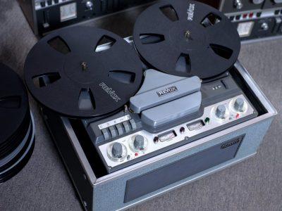 收藏毒品:REVOX G36胆立体声开盘机到货(嫁出) – 广安经典音响