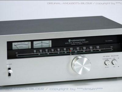 建伍 KENWOOD KT-5500 FM/AM 手调收音头
