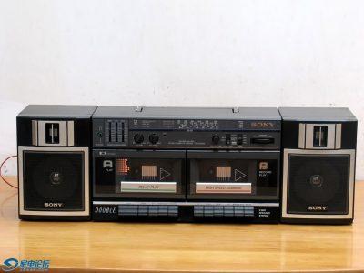 索尼 SONY CFS-W365S 分体式 双卡收录机
