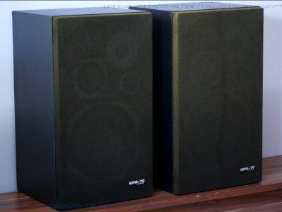 先锋 PIONEER HPM-70 书架音箱