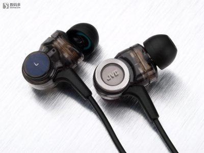 JVC 杰伟世 HA-FXZ100 入耳式耳机